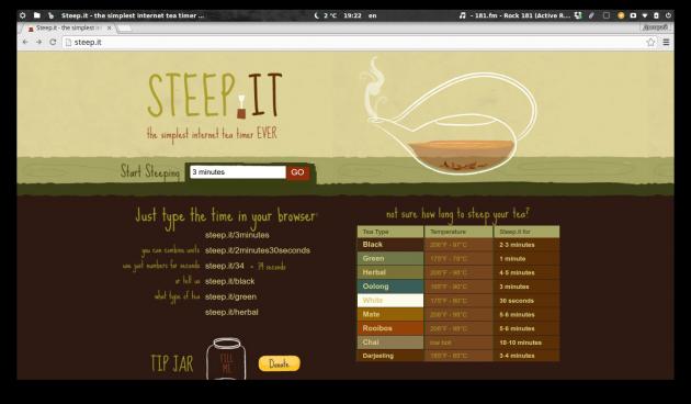 Обзор небольших веб-приложений: Date Night, Labuat, Steep