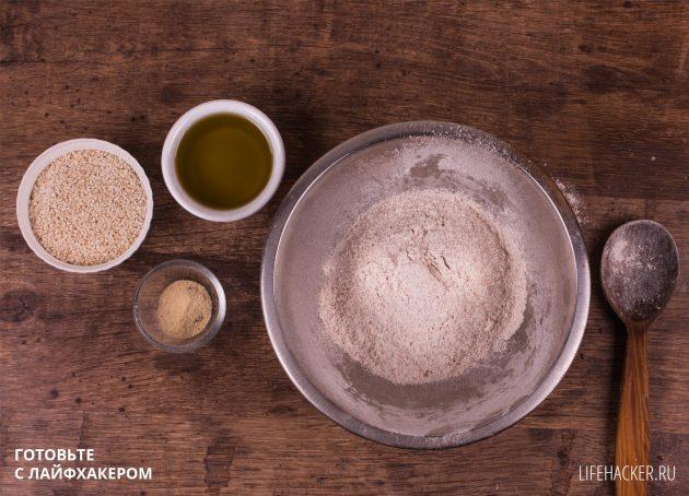 РЕЦЕПТЫ: Домашние хлебцы — ингредиенты для цельнозерновых хлебцев