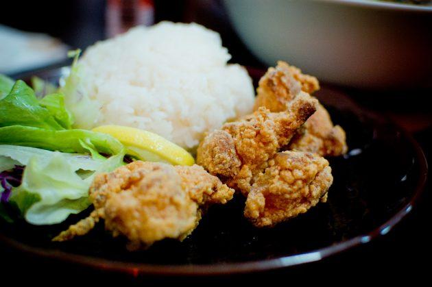 Карааге — мясные блюда