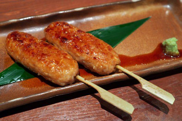 Цукуне — мясные блюда