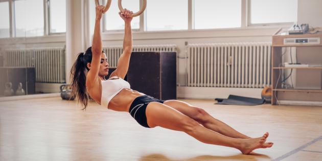 лучшие упражнения с собственным весом