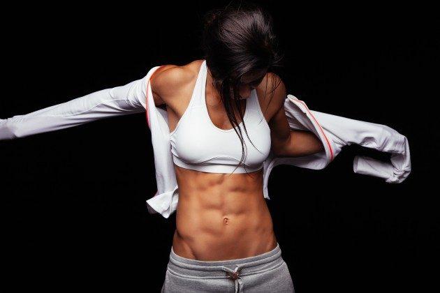 лучшие упражнения — пресс
