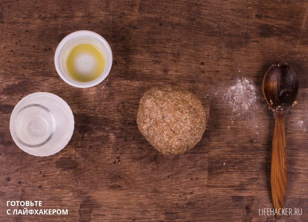 РЕЦЕПТЫ: Домашние хлебцы