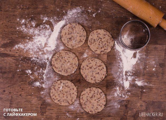 РЕЦЕПТЫ: Домашние хлебцы — разделите тесто на порции