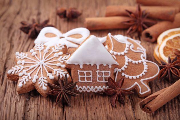 Что приготовить на Новый год: имбирное печенье