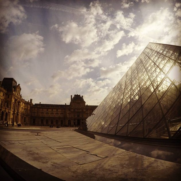 Musee du Louvre лувр