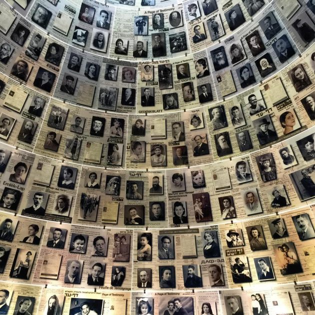 Yad Vashem Holocaust Memorial