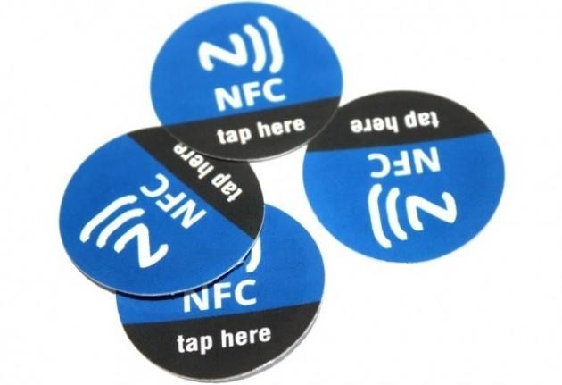 Новогодние подарки: набор NFC-меток