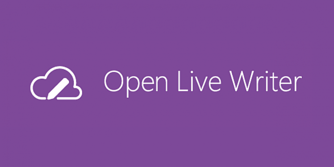 Блогеры, радуйтесь — Windows Live Writer возвращается!