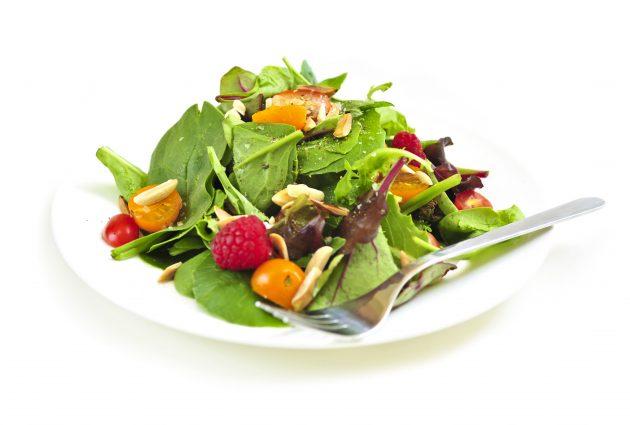 питание в дни тренировок для похудения меню