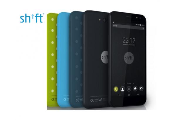 Shift5+ модульные смартфоны project ara