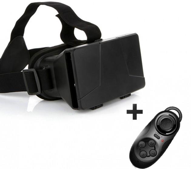 Новогодние подарки: очки виртуальной реальности