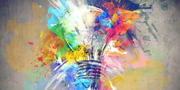 Как мозг создаёт креативные идеи