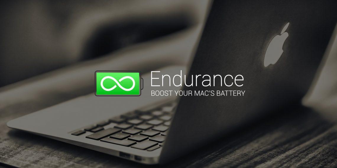 Endurance поможет, если MacBook разряжается, а зарядки рядом нет