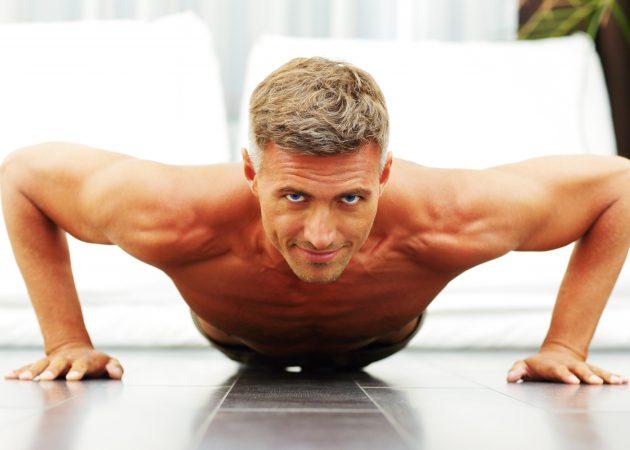 ВИДЕО: 70 жиросжигающих упражнений с собственным весом от Men's Health