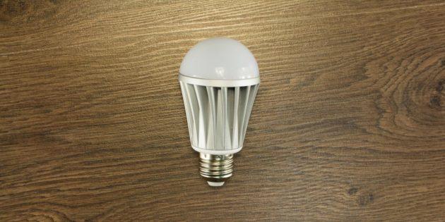 Luminous BT Smart Bulb — 16 миллионов цветов в одной лампе