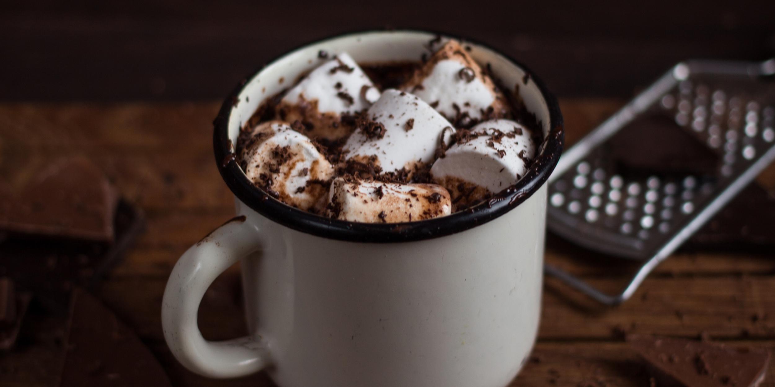 Как сделать горячий шоколад в домашних фото 611