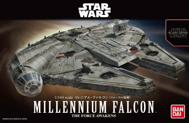 millenium falcon, масштабные модели