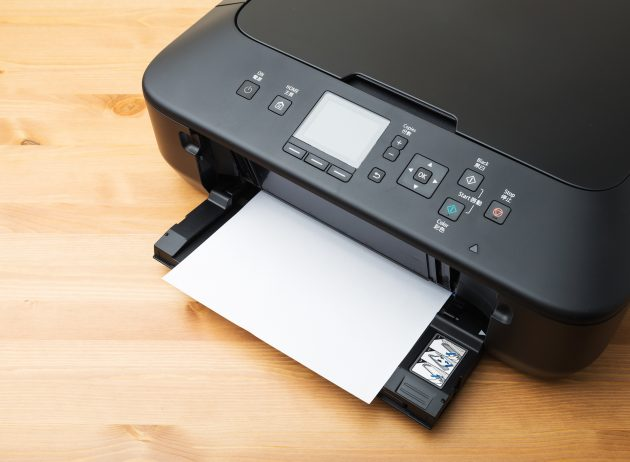 Использования USB OTG: подключение принтера