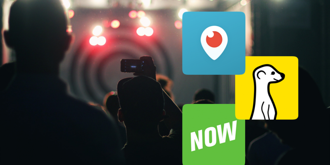 Почему Periscope и его конкуренты стали популярны в 2015 году и что ждёт видеостриминг в будущем