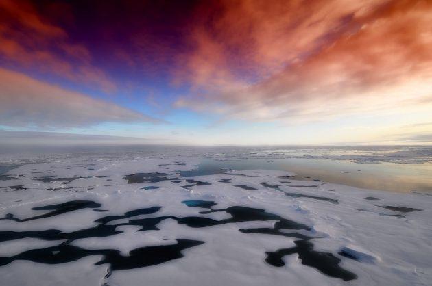 Меняющаяся Арктика