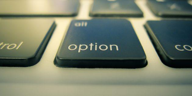 20 возможностей клавиши Option на Mac, о которых многие даже не догадываются
