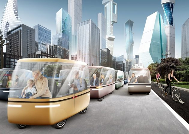 Технологии будущего: мини-города