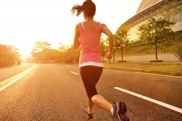 Миф 3: вам нужна еда для утренней тренировки