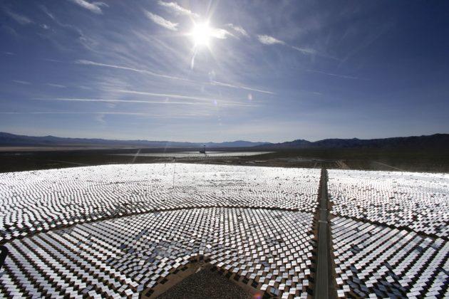 Технологии будущего: люди смогут распылять специальные «солнечные» покрытия