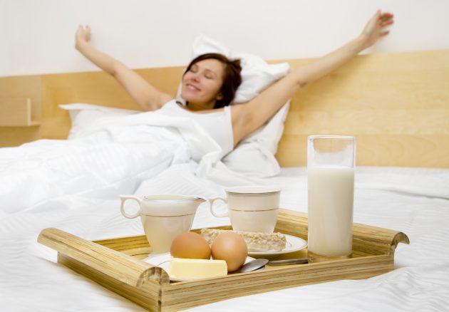 Миф 5: завтрак — самый важный приём пищи