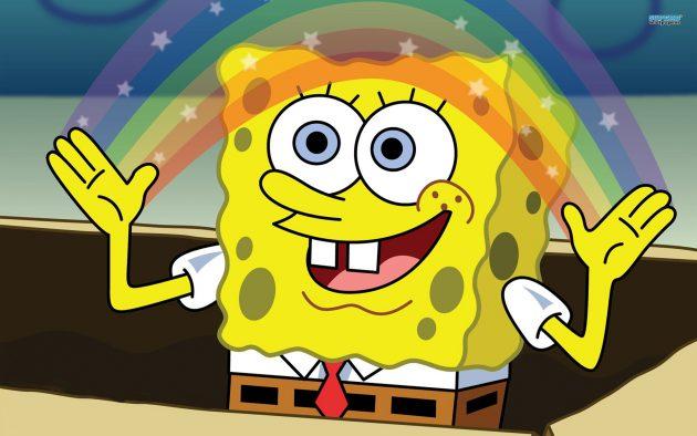 SpongeBob SquarePants психоделика