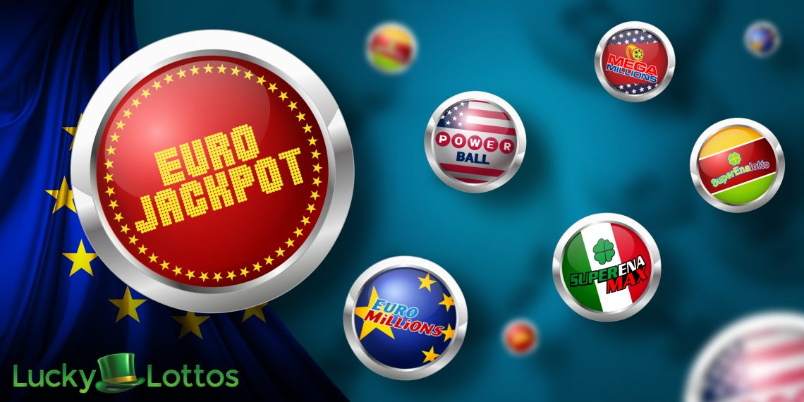Как сорвать джекпот в 7 международных лотереях + бесплатные билеты EuroJackpot