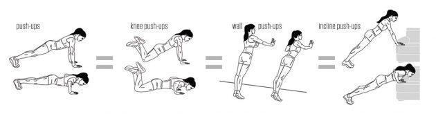 Упражнения после травм для плеч и верней части тела