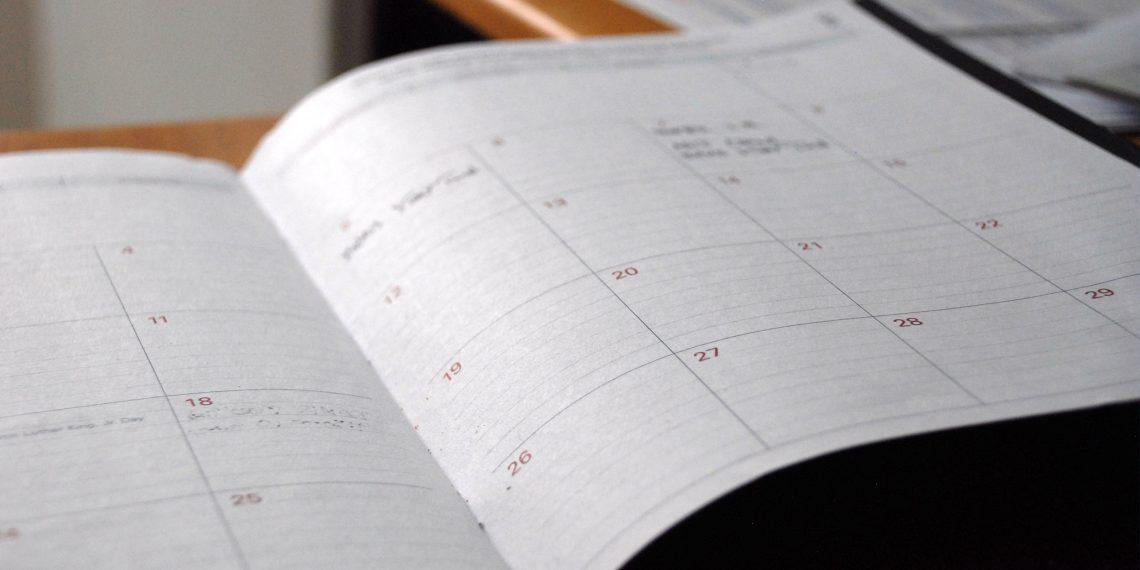 Правильный календарь: как не тратить время зря