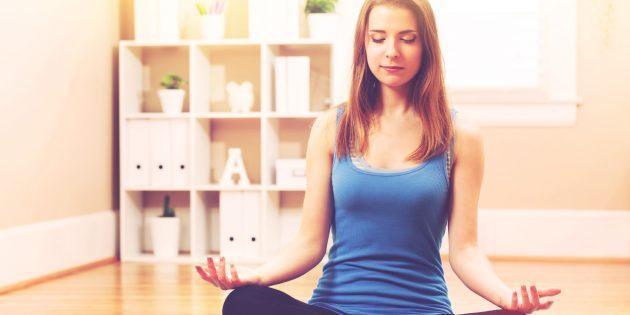 Йога: 4 комплекса от 5 до 60 минут для занятий дома