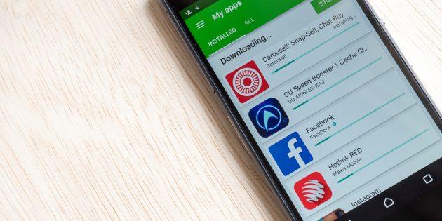 Как настроить родительский контроль в Google Play на Android