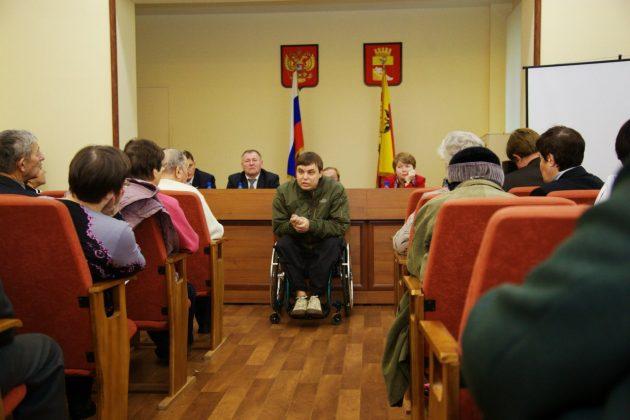 Александр Попов о работе с властями