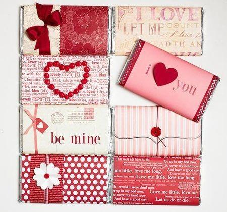 Что подарить на 14 февраля: красивые конфеты