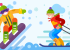 ОПРОС: Что круче — лыжи или сноуборд?