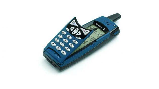 Мобильные телефоны: Ericsson R380s