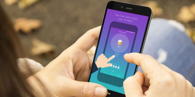 Movesum — приложение, которое покажет, сколько потребуется шагов, чтоб сжечь ваш завтрак