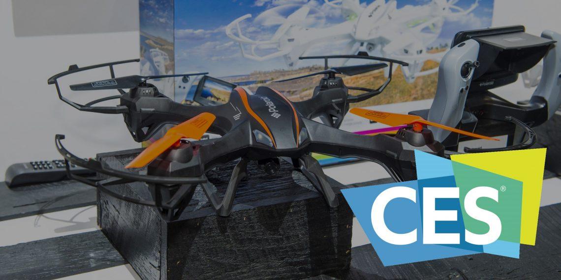 CES 2016: роботы, коптеры и автомобили будущего