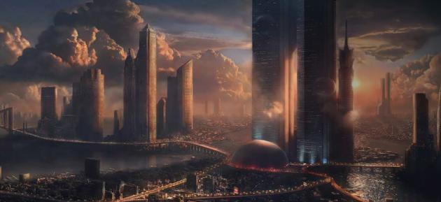 Технологии будущего: зданиями будет управлять искусственный интеллект
