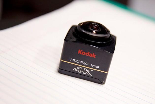 CES 2016: Kodak SP360