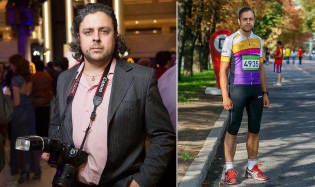 Алексей Орлов: до и после