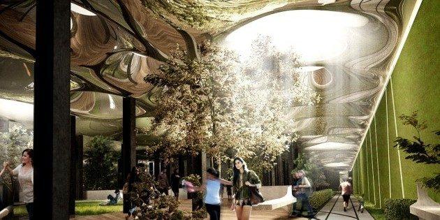 Как будет выглядеть первый в мире подземный парк и зачем он Нью-Йорку