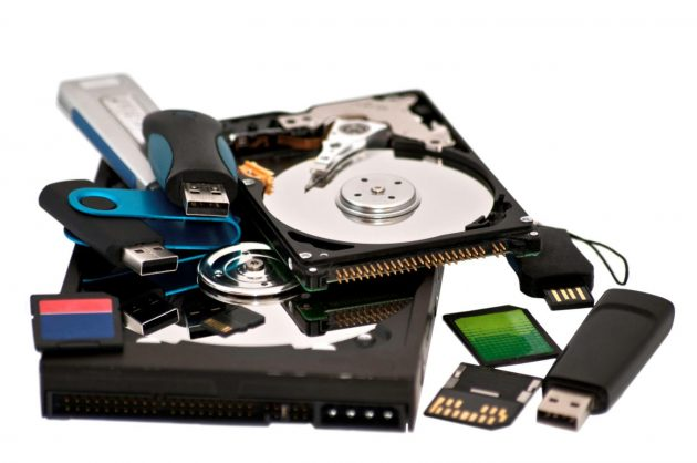 1 восстановление удалённых файлов