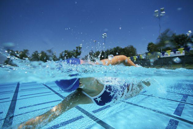кросс-тренинг — плавание