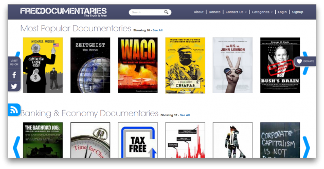 Free Documentaries