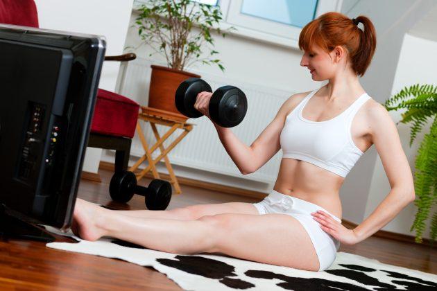 Как тренироваться дома